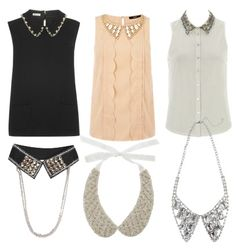 Fall 2012 Trend Embellished Collar