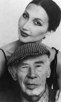 Brenda Venus & Henry Miller.