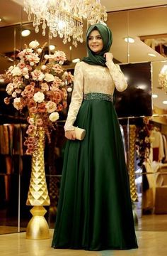 Real Picture Long Sleeve Muslim Evening Dress 2017 Hijab Abaya Moroccan  Kaftan Bow Beaded Formal Prom Gowns Evening Dresses eec012669d81