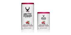 Arctic Power Berries — The Dieline - Branding & Packaging
