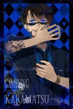 art, drawing, and mafia imageの画像 Dark Anime Guys, All Anime, Anime Boys, Mafia, Avatar, Otaku, Osomatsu San Doujinshi, Ichimatsu, Manga Boy