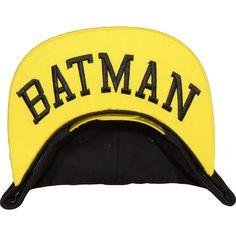 New Era 9Fifty Basic Badge Batman Snapback Cap   DC Comics 30203139c0d