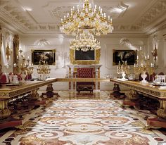 Classic Interiors - Luxury - Budri - Italian Marble Inlay