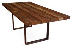"96"" Hayworth Dining Table on OneKingsLane.com"