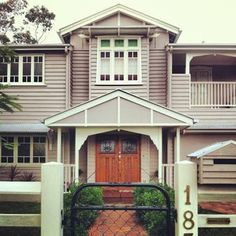 Image result for queenslander homes bay windows