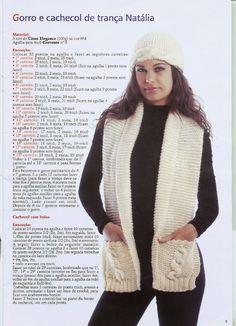 Magazine Layette -N° Online Weaving Patterns, Stitch Patterns, Knitting Patterns, Crochet Patterns, Crochet Shawl, Crochet Stitches, Knit Crochet, Hooded Scarf Pattern, Drops Design