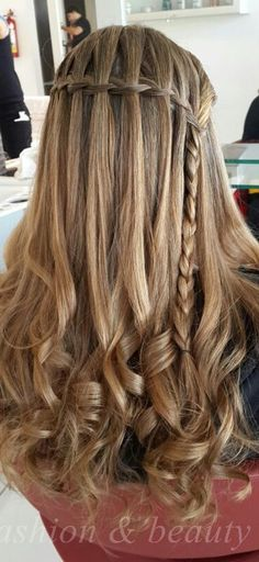 Get a gorgeous look with hair extensions.  #beauty