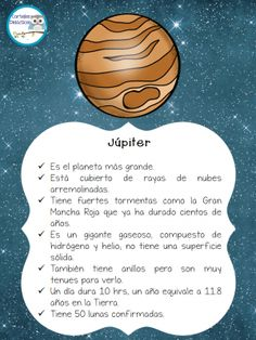 Excellent simple ideas for your inspiration Space Projects, Science Projects, School Projects, Diy Solar System, Solar System Projects, Earth And Space Science, Science And Nature, Jupiter Planeta, Gas Giant