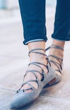 Shoes Summer Trends - I can't wait to change the wardrobe.