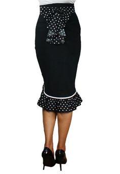 Pin Up Clothing Pin Up Pencil Skirts