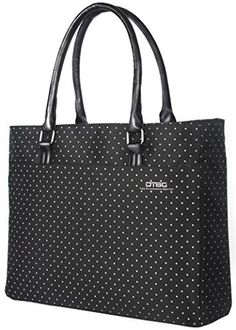 Laptop Tote Bag DTBG 156 Inch Women Shoulder Nylon Briefcase Casual Handbag Case For 15