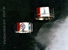 Platinum Wedding Band Diamonds Cigar Band WEDDING RING Bespoke