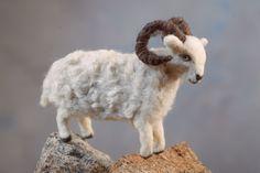 Wool felted Ram https://www.etsy.com/listing/224096446/ram-wool-felted-handmade-animal?ref=shop_home_active_10