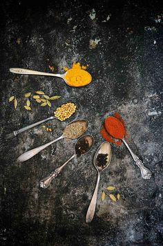 Spoonfuls of Spices | A Brown Table - Nik Sharma