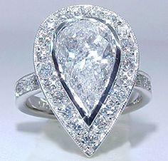 Large diamond engagement rings | Big Diamond at Wholesale Prices