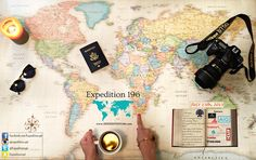 Expedition 196 – A Travel Odyssey by Cassie De Pecol Long Haul, World Peace, Antarctica, Travel Guides, Photography, Places, Nature, Inspiration, Quote Travel