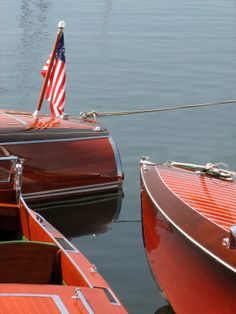 Love these boats!  red boats at bay Fantastic Pin, check this out @John Hollis