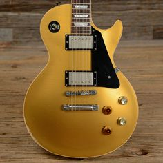 Gibson Joe Bonamassa Signature Les Paul Goldtop USED (s219)