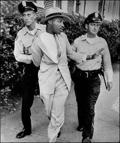 the acts of non violence with african american people by luther king Dr martin luther king jr worked to further the cause of the united states civil rights movement during the his position of nonviolence advanced the push for equal rights of african americans never one to sit idly by and watch the degradation of african american people through segregation and.