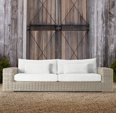 """102"""" Majorca Luxe Sofa"""