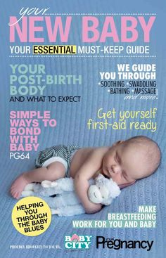 Your Pregnancy Newborn guide Pregnancy Magazine, Fertility, Simple Way, Breastfeeding, New Baby Products, Birth, Blues, Reading, Baby Feeding