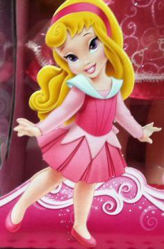 Disney Princess / Disney Princesas [V] Disney Pixar, Baby Disney Characters, New Disney Princesses, Disney Fan Art, Aurora Disney, Princesa Disney Aurora, Little Disney Princess, Barbie Princess, Disney Girls