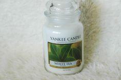 Yankee Candle - White tea czeka na Was na blogu  http://www.minimalistka.pl/2016/05/yankee-candle-white-tea.html