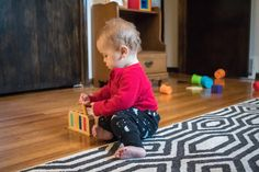 Montessori tips for observing your baby at play.