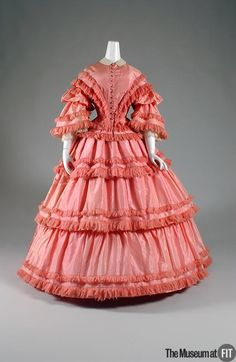 Dress 1857 The Museum at FIT