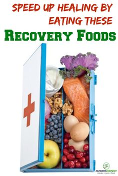 Natural Foods That Help Muscle Recovery