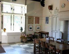 keuken chateau Milandes