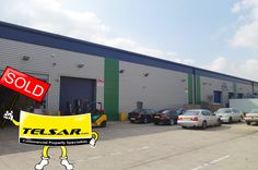 SOLD! SOLD! SOLD!  Unit 10B Beaver Industrial Estate, Brent Road, Southall 9,732 SQ FT (904.13 SQ FT)  The team at TELSAR would like to wish Sun Ocean the best of luck with their new unit!!