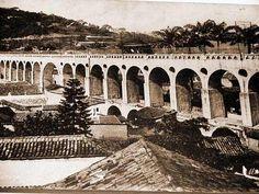 MARC FERREZ - Arcos da Lapa,Rio de Janeiro