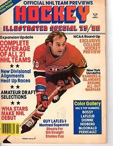 """Lafleur on the cover of """"Hockey Illustrated Tampa Bay Lightning, Los Angeles Kings, Montreal Canadiens, Nhl, Hockey, Empire, Baseball Cards, Flower, Field Hockey"""