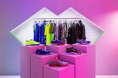 Nike FA:HO 14 presentation by Robert Storey Studio, New York   US sports pop up