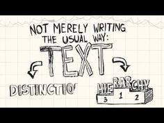 The Basics of Visual Note-Taking by Sketcho Frenzy – Visual Notetaking