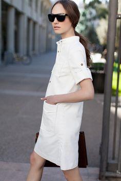 #minimalismo #minimalist #fashion #look #moda