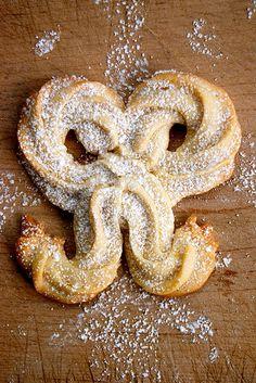 Cream Cheese Lemon Bows #HolidayBest