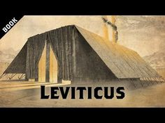 The Best Explanation You've Ever Seen On The Book Of Leviticus - from the Bible Project