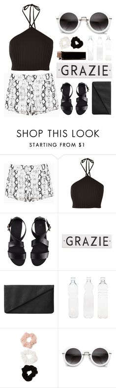 """""""Do You Remember, September?"""" by lilyyy24 ❤ liked on Polyvore featuring H&M, Rosanna, Monki, Seletti and Forever 21"""