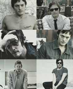 Norman Reedus, Daryl Dixon, The Walking Dead