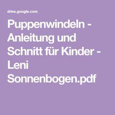 Puppenwindeln - Anleitung und Schnitt für Kinder - Leni Sonnenbogen.pdf