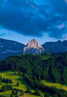 Mount Geiselstein, #Bavaria, #Germany