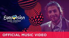 Salvador Sobral - Amar Pelos Dois (Portugal) Eurovision 2017 - Official ...