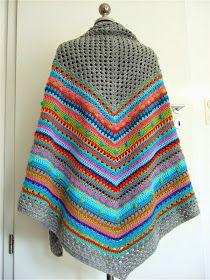 Die 355 Besten Bilder Von Tücher Ponchos Crochet Clothes Und