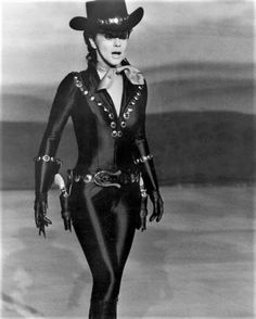 Sexy Cowgirl, Vintage Cowgirl, Golden Age Of Hollywood, Vintage Hollywood, Ann Margret Photos, Katharine Ross, Cinema Tv, Cowgirl Costume, Western Wear