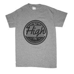 Denver Colorado  Shirt  Mile High City Shirt by ColorRedClothing