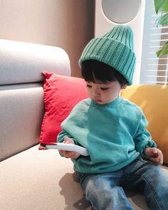 Cute Baby Boy, Cute Boys, Kids Boys, Baby Kids, Cute Asian Babies, Korean Babies, Cute Babies, Baby Boy Fashion, Toddler Fashion