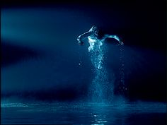 Bill Viola, Five Angels for the Millennium. #billviola #video #art