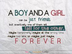 hoping on forever :)
